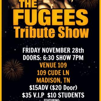 The Fugees Art Tribute Show-img