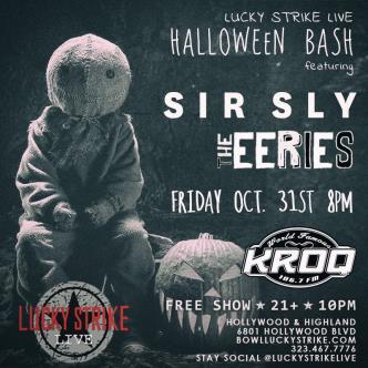 Halloween Bash @ Lucky Strike!-img