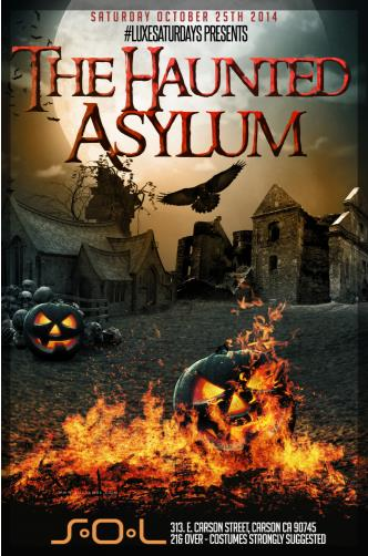 The Haunted Asylum