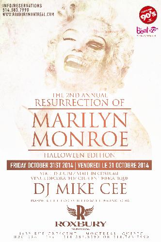The Resurrection of Marilyn