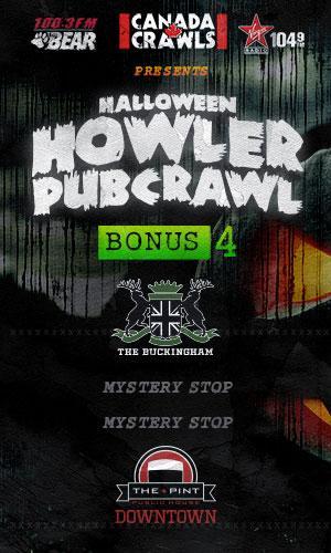BONUS Rte 4: Halloween Howler