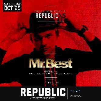 MR. BEST (REPUBLIC XS)