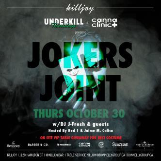 Jokers Joint