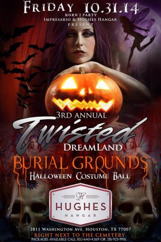 Twisted Dreamland Halloween