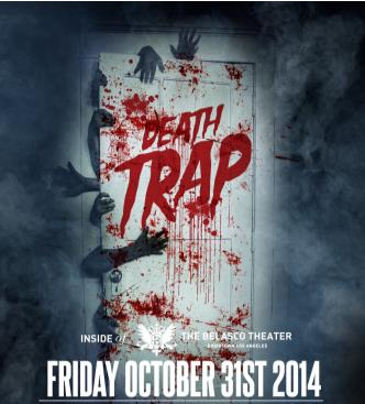 Belasco Fridays - DEATH TRAP -