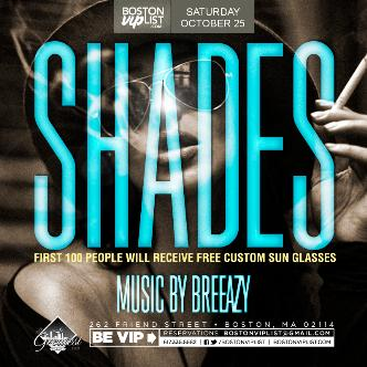 Shades Party @ The Greatest Ba-img