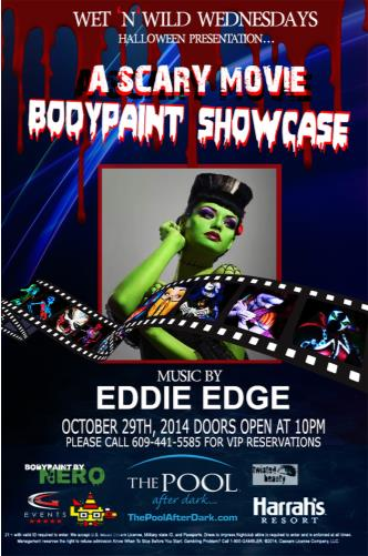 Body Paint Fashion Show