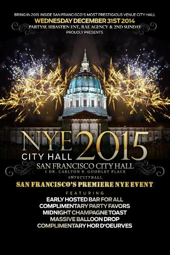 NYE City Hall 2015