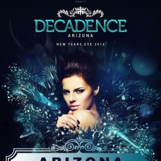 Decadence NYE Arizona
