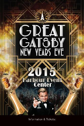 A Great Gatsby New Years Eve 2015