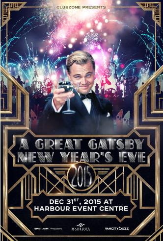 Great Gatsby 2015