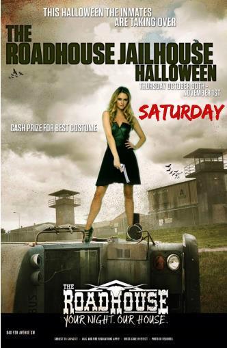 Jailhouse Halloween