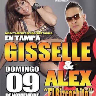 Giselle y Alex - El Bizcochito-img