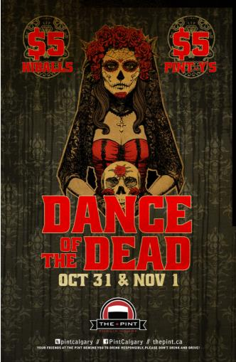 Dance of the Dead - Saturday