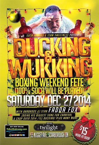 Ducking & Wukking