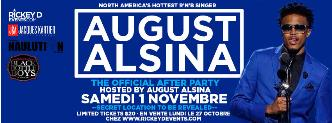 August Alsina After Party