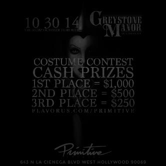 Primitive Halloween Party-img