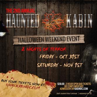 Haunted Kabin