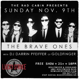 Rad Cabin Pres. The Brave Ones-img