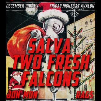 Salva, Two Fresh, Falcons-img