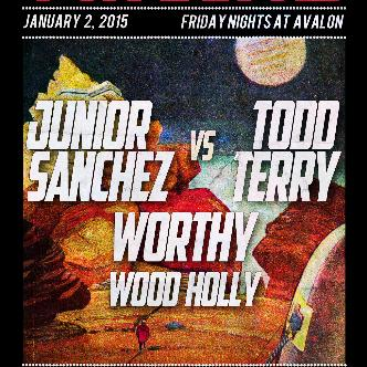 Junior Sanchez vs Todd Terry-img