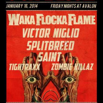 Waka Flocka / Victor Niglio-img