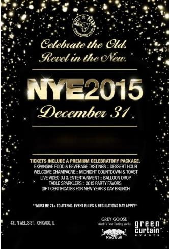 New Years Eve at Bull and Bear
