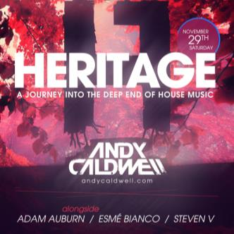 Heritage feat Andy Caldwell-img