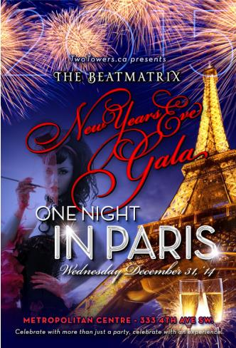Beatmatrix New Years Eve Gala