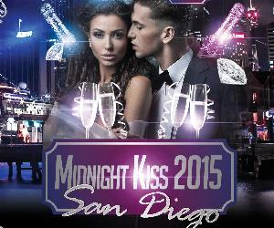 SD Midnight Kiss III NYE 2015