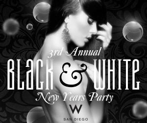 Black & White III NYE 2015