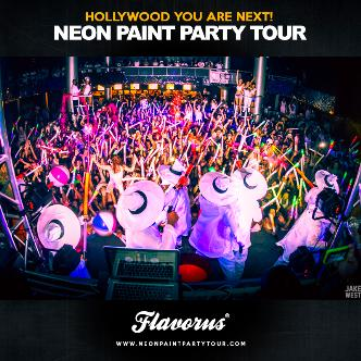 Neon Paint Party in Hollywood-img
