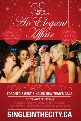 New Years Singles Gala Toronto