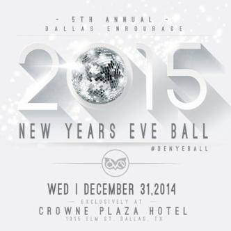 DE NYE BALL | CROWNE PLAZA