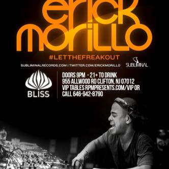 Erick Morillo at Bliss-img