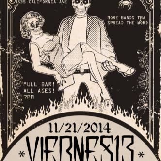 VIERNES 13 At The Post in L.A.-img