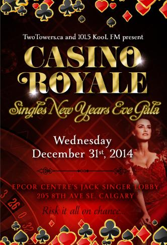 Casino calgary new years eve