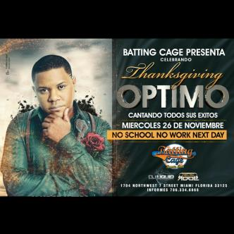 OPTIMO EN VIVO - BATTING CAGE-img