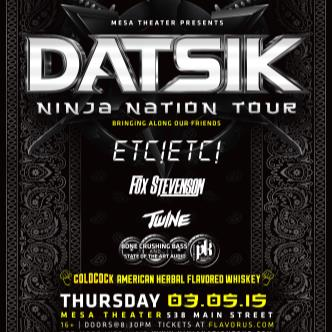 Datsik Ninja Nation Tour-img