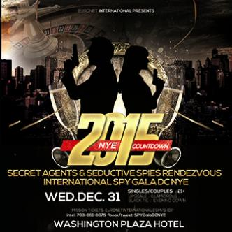 2015 NYE Spy Gala WashingtonDC
