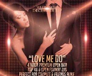 Love Me Do NYE 2015