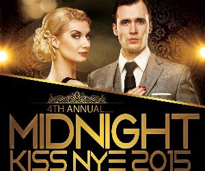 OC Midnight Kiss NYE IV