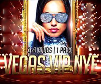 Vegas VIP NYE 2015 - Mandalay