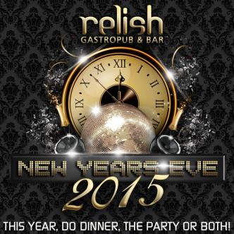 Relish New Year's Eve 2014-15