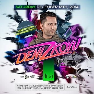 HEAT Saturdays With Deniz Koyu-img