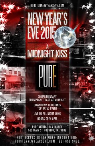 A Midnight Kiss New Years Eve