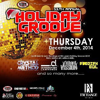 Groove Radio's Holiday Groove-img