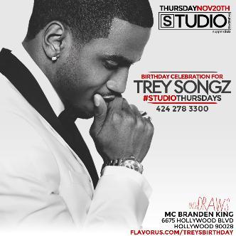 Trey Songz Official Birthday!-img
