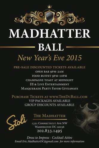 Madhatter Masquerade Ball