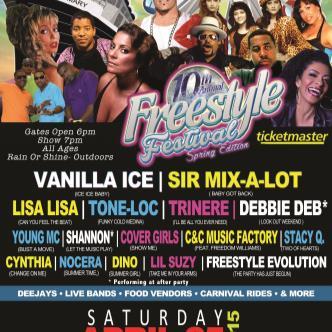Freestyle Festival 10th Annual